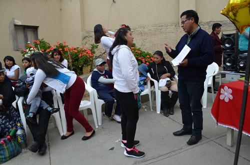 PAE lanzó su programa para incorporar jóvenes